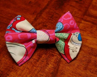 Rent and Stimpy Bow
