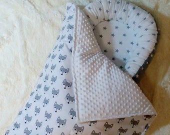 baby blanket, Minky Blanket, Crib Bedding, baby Quilts, nursery blanket,