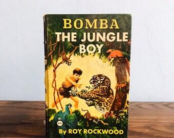 Vintage Bomba The Jungle Boy by Roy Rockwod