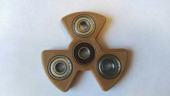 Order a paper fidget spinner without bearings