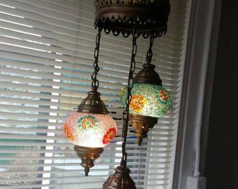 DECORATIVE LIGHTS TURKISH