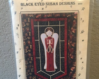 Black Eyed Susan Designs Starlit Angel Quilting Pattern