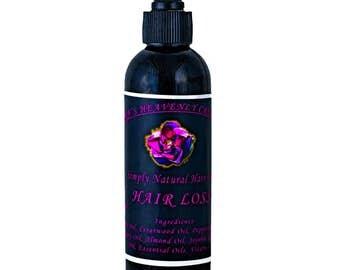 Simply Natural Hair Oils For Hair Loss