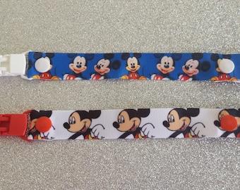 Boys Mickey Mouse Dummy Clip Combo