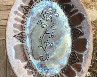 Handmade Serving Platter