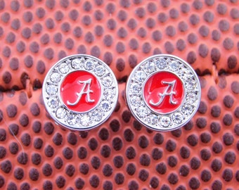 Alabama Crimson Tide Post Earrings