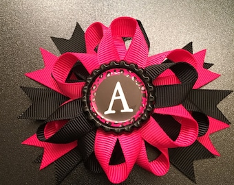 Initial/Personalized Loopy bow