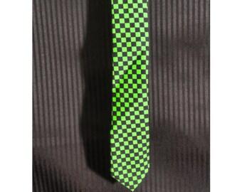 Checker Tie