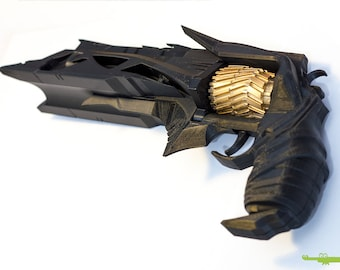 Thorn Exotic Hand Cannon from Destiny (3D Printed)