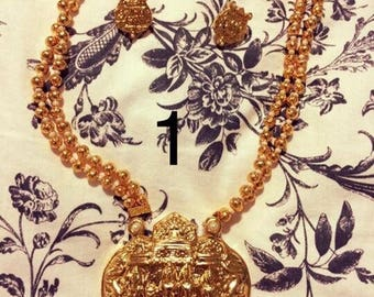 Indian jewelry murti set