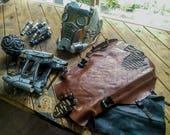 StarLord Cosplay - Helmet + 2x Shooters + Boot Covers w/ jetpacks