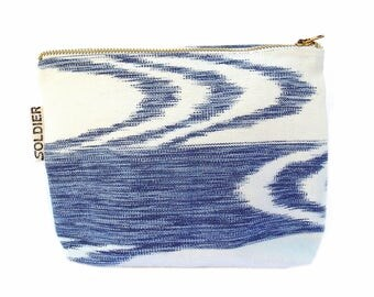 ShoeSoldier Handbag IKAT fabric of llengues Majorcan Mediterranean