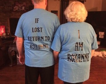 If lost return too..... couple shirts.