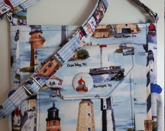 Lighthouse Purse (made in America)
