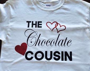 "Custom ""Cousin"" Tee/ Womens"