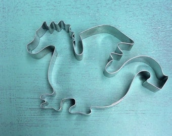 Cookie cutter- dragon