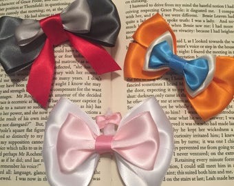 Everybody Wants to be a Cat 'Aristocats' Hair Bows