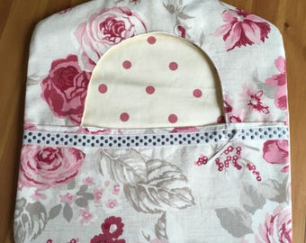 Cotton Lined Peg Bag