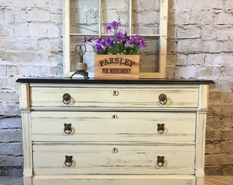 Side table or small dresser