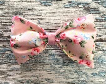 Hair Bow 'Arabella' Headband Baby Girl Clip