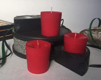 Dragon's Blood Scented Soy Wax Votives