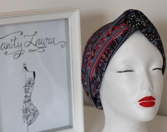 Braided headband for women. Headband for girls.