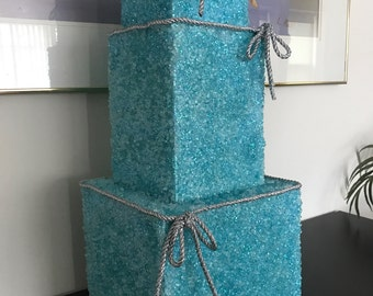 Wedding Card Box, Gift Card Holder, Wishing Well, Money Card Box Holder, Wedding Money Holder, Quinceanera Money Box, Quinceanera Box