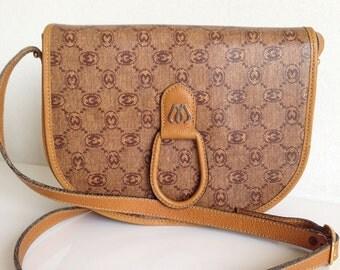 Morabito Vintage shoulder bag / messenger bag
