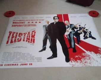 Telstar Poster Joe Meek