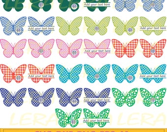 60 % OFF, Butterfly SVG, Butterfly Monogram Frames, Butterfly Cricut file, Silhouette Vinyl Cutting file, dxf,svg,dxf,ai,eps,png
