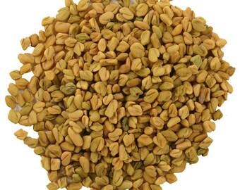 Organic Whole Fenugreek Seed 1 lb