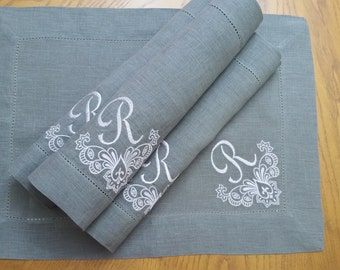 Linen Placemats (Set of 4)