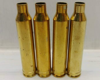 7MM REM MAG Brass-25 Empty Reloading Brass Casings-Clean Unprocessed Bullet Casings. 7mm Remington Magnum Brass- 7mm Rem Mag Brass for 7mm