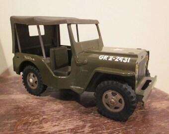 Tonka 1964 Pressed Steel Jeep Commander 304