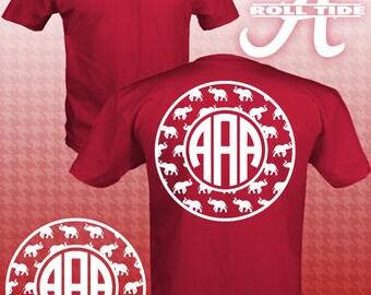 Alabama Monogram Shirt
