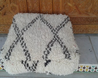 Items Similar To Crocheted Floor Pouf On Etsy
