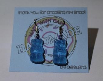 Gummybear earring gummy bear