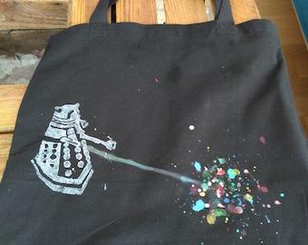 Dr. Who Dalek bag