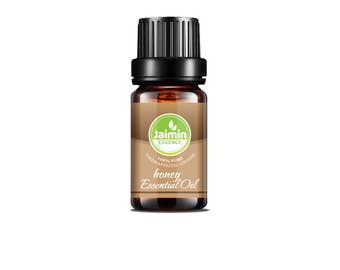 Honey Fragrance Oil - Jaimin Essence - Aromatherapy Oil - Therapeutic Grade -