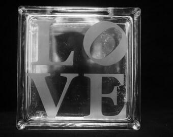 LOVE Deco Block