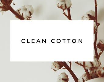 Clean Cotton Laundry Detergent