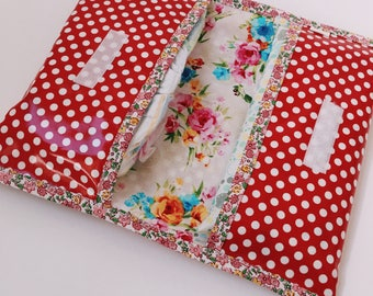 Diaper pouch-small diaper bag-diaper-baby shower gift diaper envelope holder-gift for baby Diaper Clutch-Diaper Pouch
