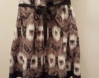 Interracial Skirt