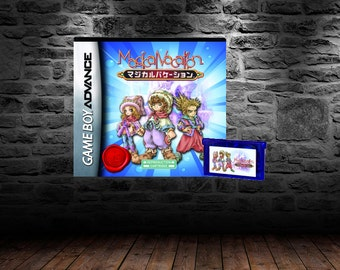 Magical Vacation - Spiritual prequel to Magical Starsign - GBA - English Translation