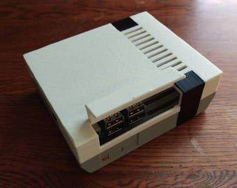 Custom NES Case! Nintendo Entertainment System PI Cases