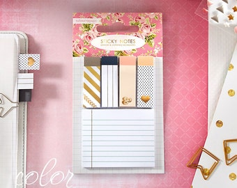 Webster's Pages Sticky Notes - Color Crush Planner Sticky Notes