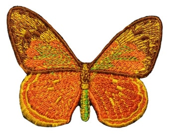 Butterfly patch iron on embroidered butterflies patches iron on applique embroidery patterns iron on embroidery patch
