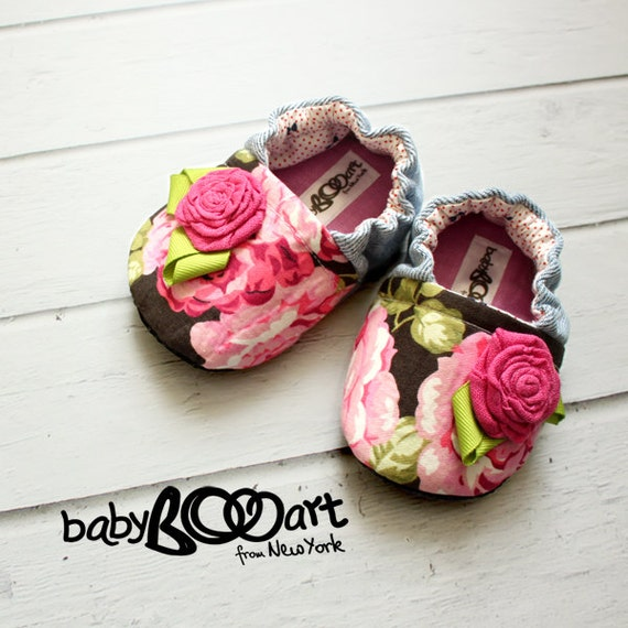 Baby shoes | baby slippers | baby booty | crib shoes | baby moccs | Baby Booties | Baby Moccasins | PINK MOCCASIN | Prewalker shoes