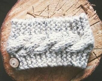 Women's Braided Ear Warmer