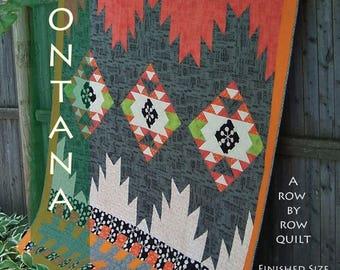 Montana Quilt Pattern